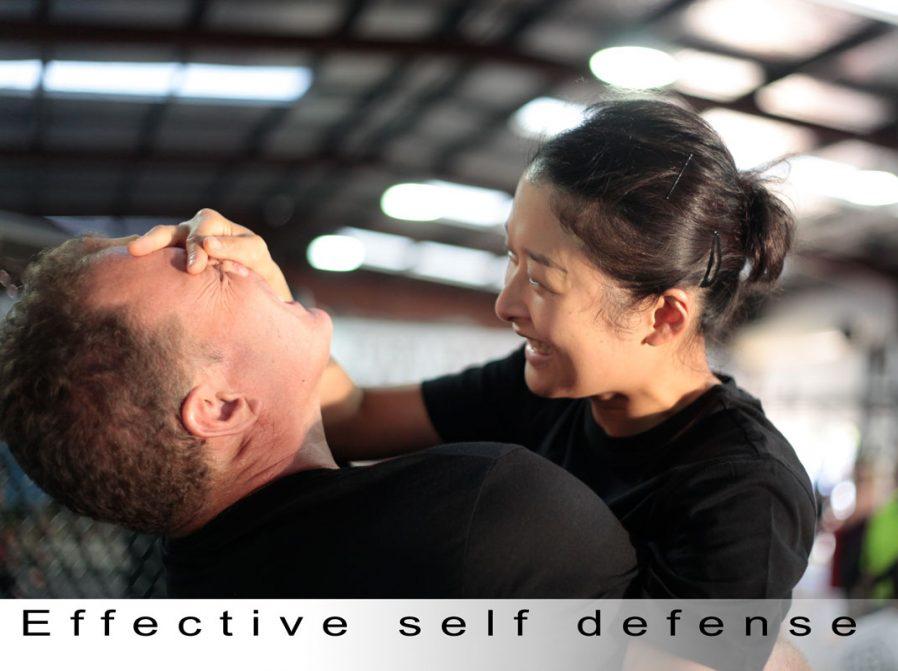 Effective Self Defence